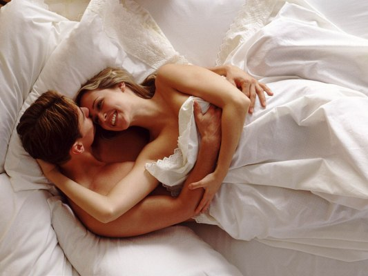 Ласки фото в постели